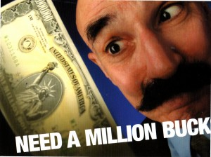 Million dollar image